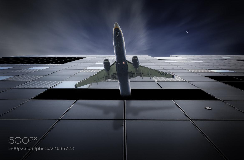 Photograph Plane by Hani Latif Zaloum on 500px