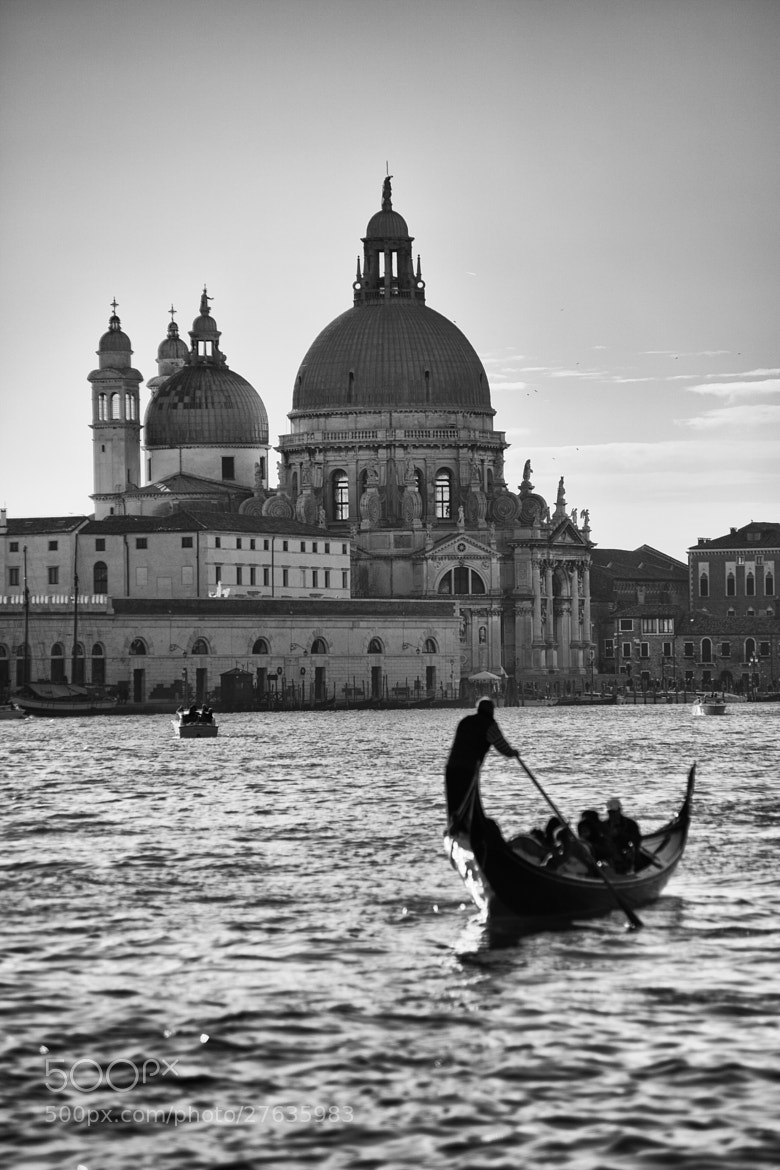 Photograph Venetian Postcard by Hubert Descamps on 500px