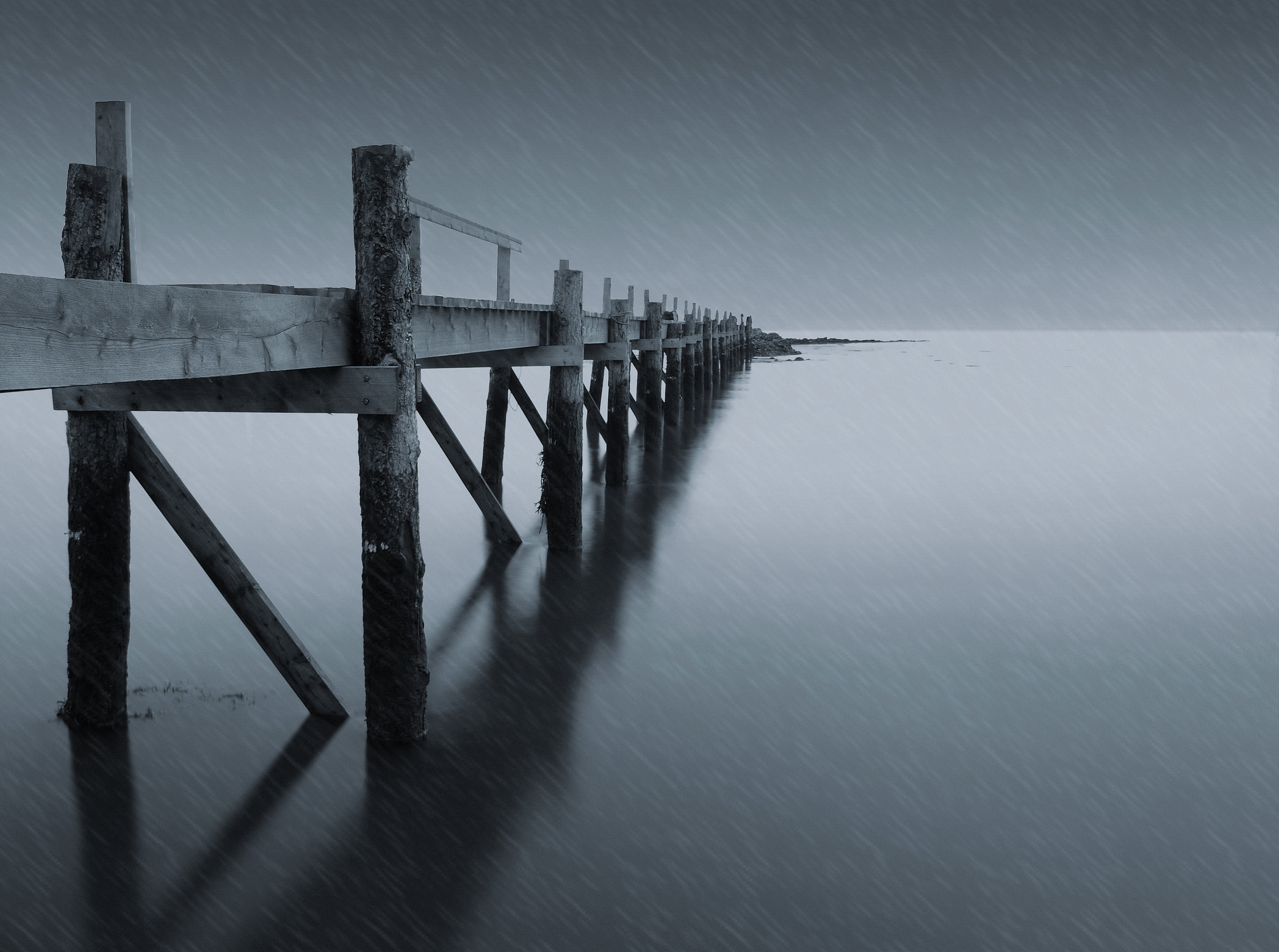 Photograph RAINY DAY BLUES by KENNY BARKER on 500px