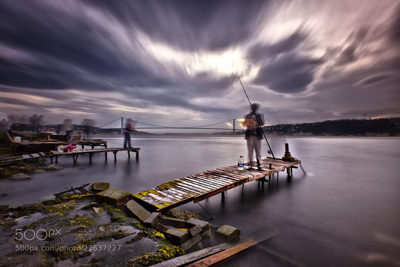 Photograph Fishermen... by Samet Güler on 500px