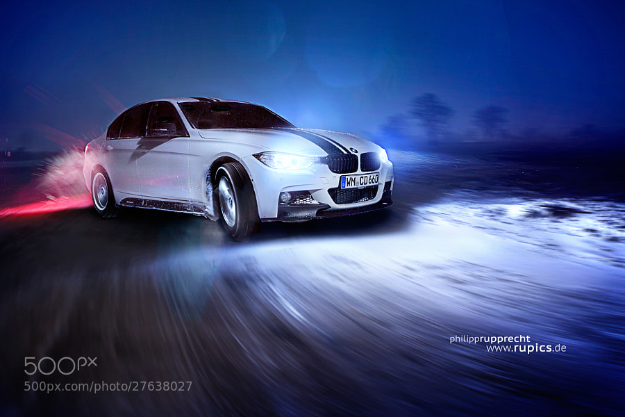 Photograph BMW f30 3series performance  by Philipp Rupprecht on 500px