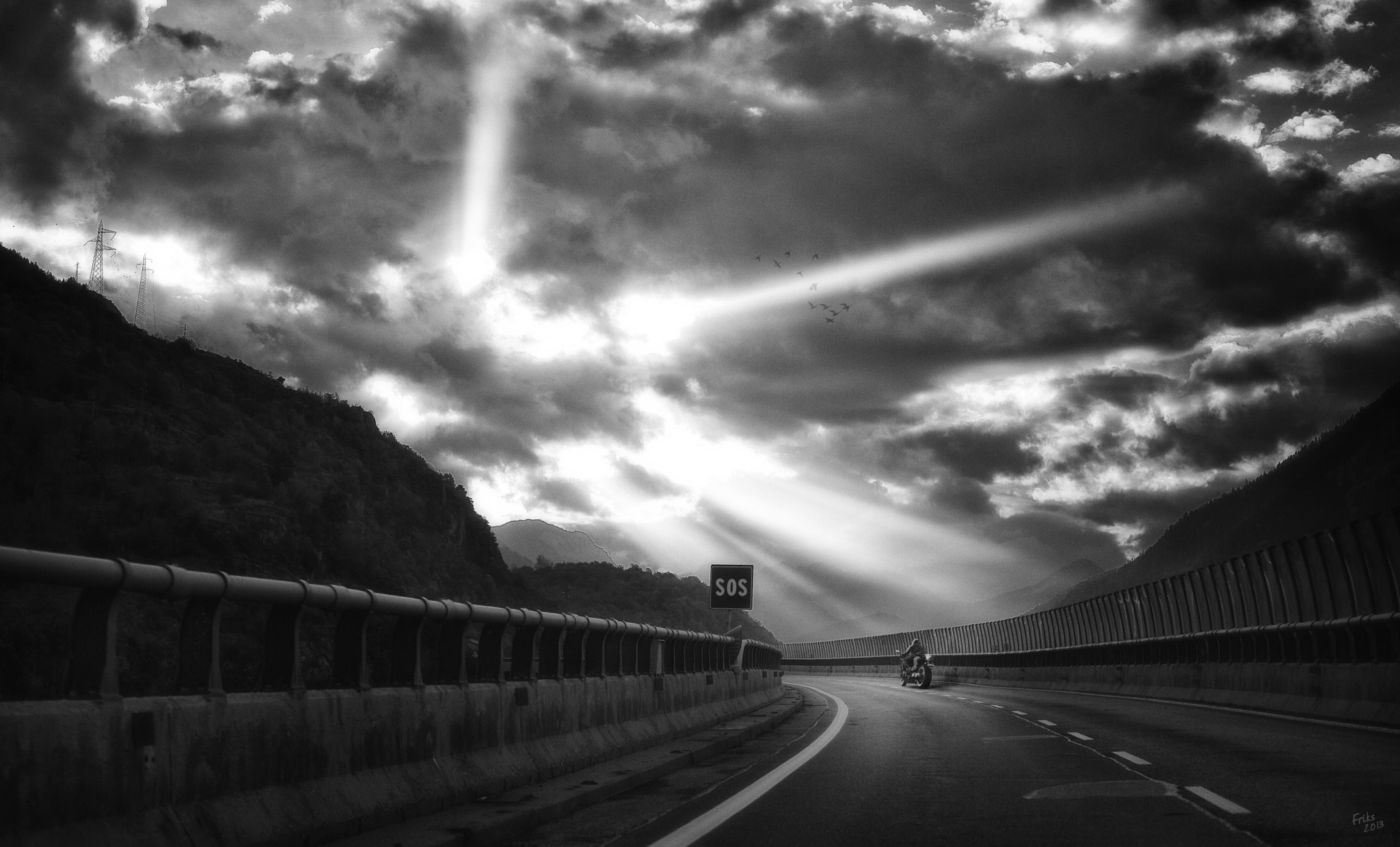 Photograph APOCALYPSE ROAD by Mr Friks  on 500px