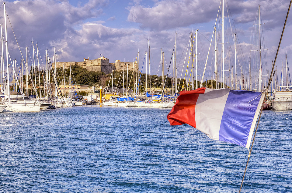 Photograph Fort Carré - Antibes by Christophe Geloni on 500px