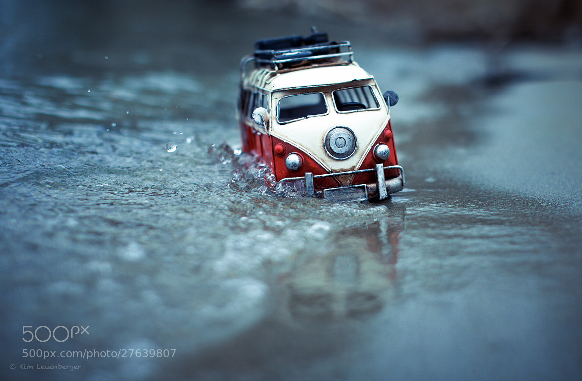 Photograph Riding Away from Winter by Kim Leuenberger on 500px