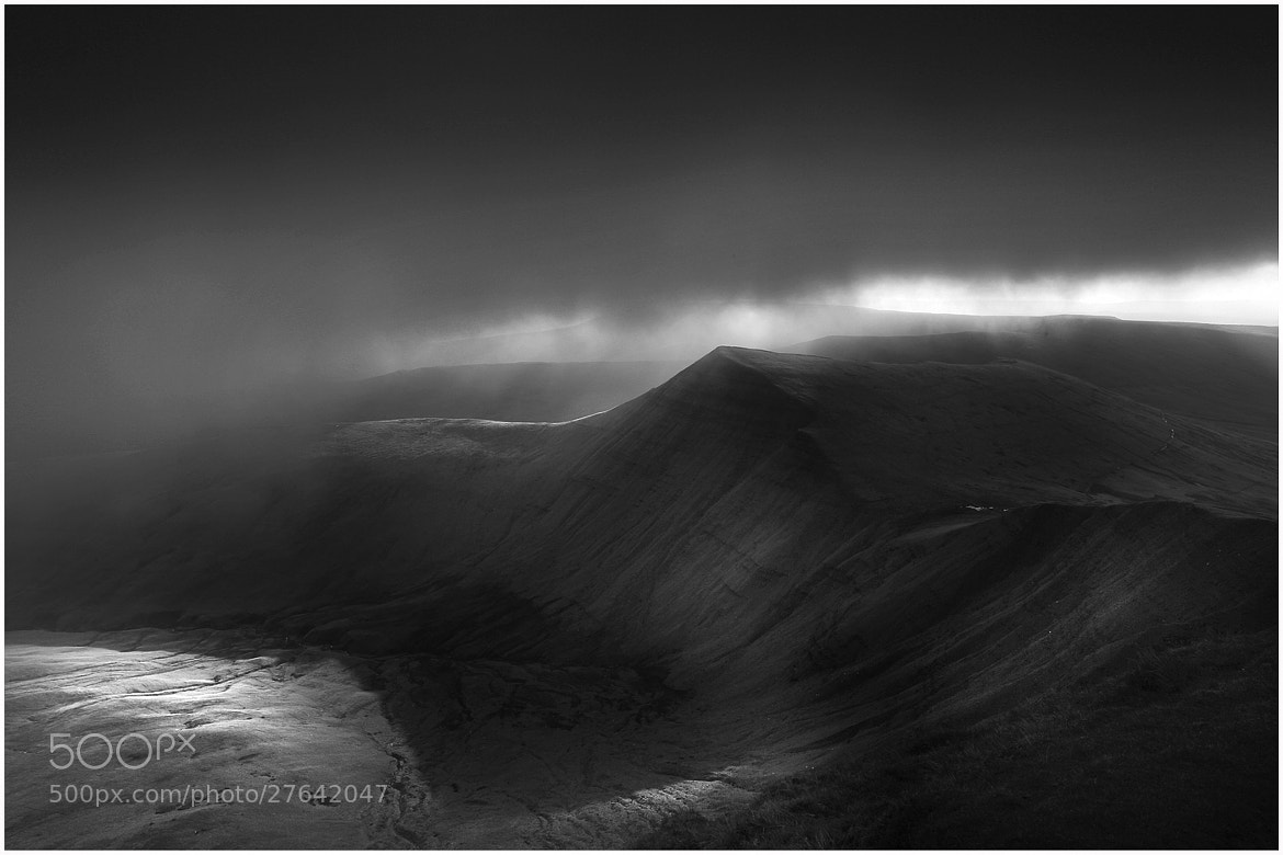 Photograph Cribyn Mood by Alan Coles on 500px