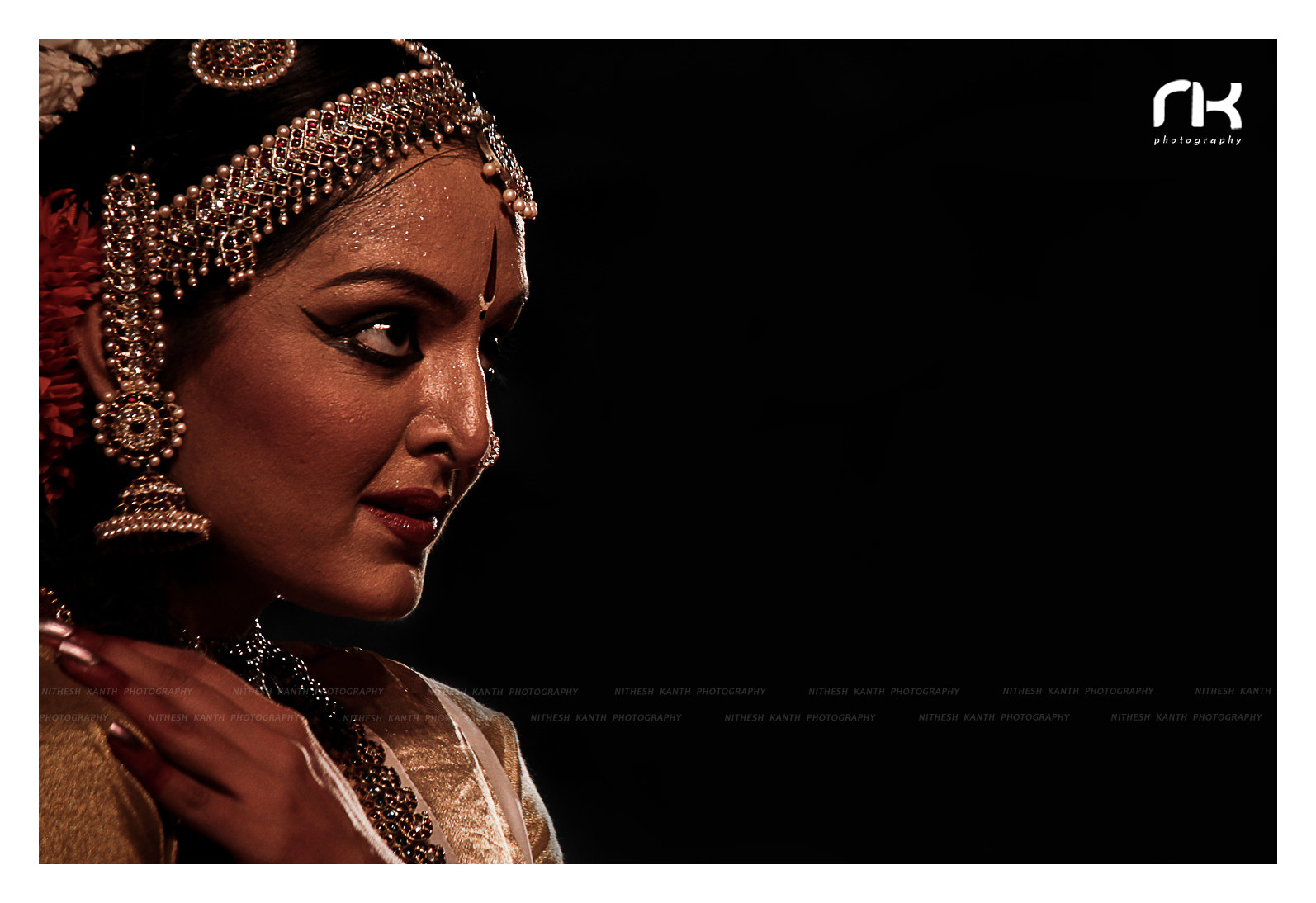Photograph Manju Warrier by Nithesh Kanth on 500px