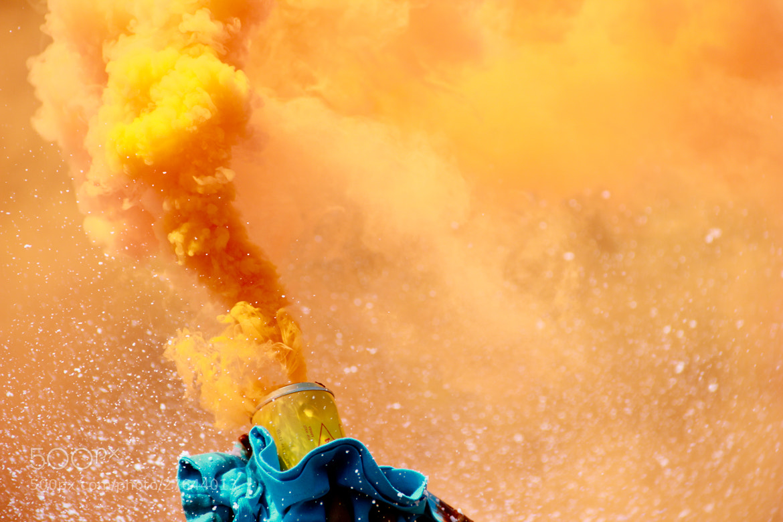 Photograph Happy Smoke ! by Amr  Samy on 500px