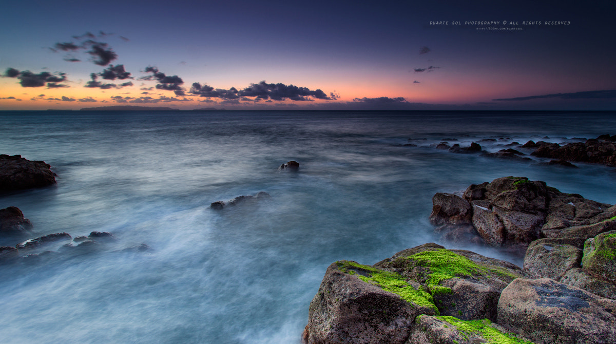Photograph Sunrise in Caniço by Duarte Sol on 500px