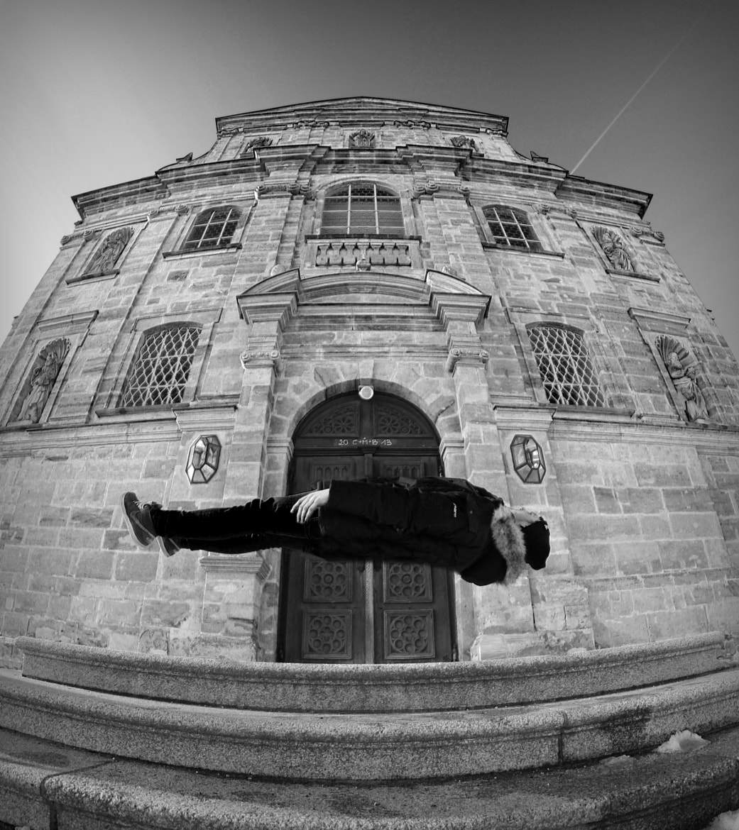 Photograph ∞ weightless ∞ by Christopher  Hassler on 500px
