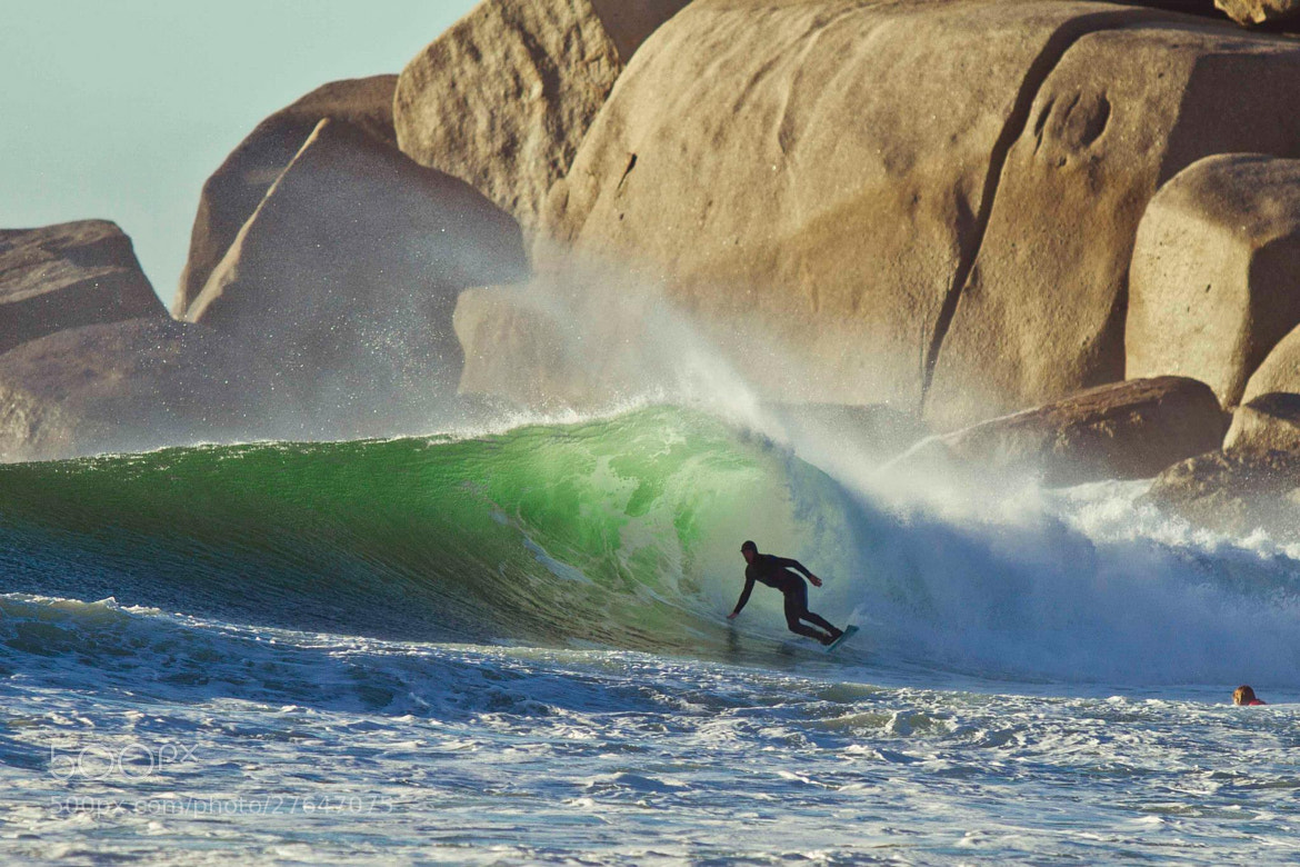 Photograph me surfing in my front yard ; ) by Winston Kletter on 500px