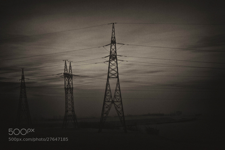 Photograph Electricity by Aram Kirakosyan on 500px