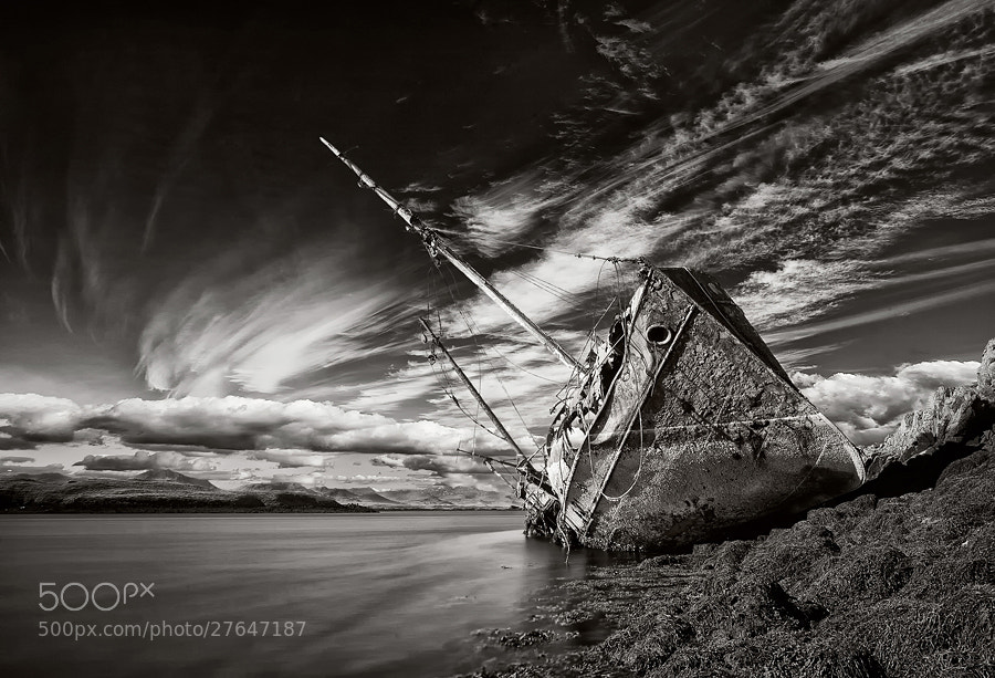 Photograph Final Destination bw by Þorsteinn H Ingibergsson on 500px
