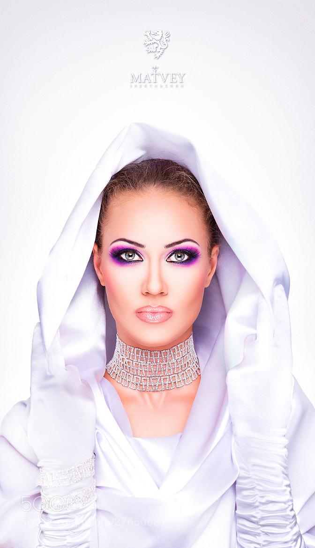 Photograph Margo * White by Matvey Spektorenko on 500px