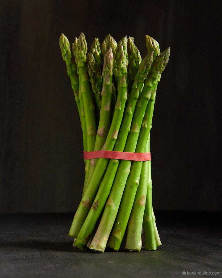 Asparagus by Fabian Pulido Pardo on 500px.com