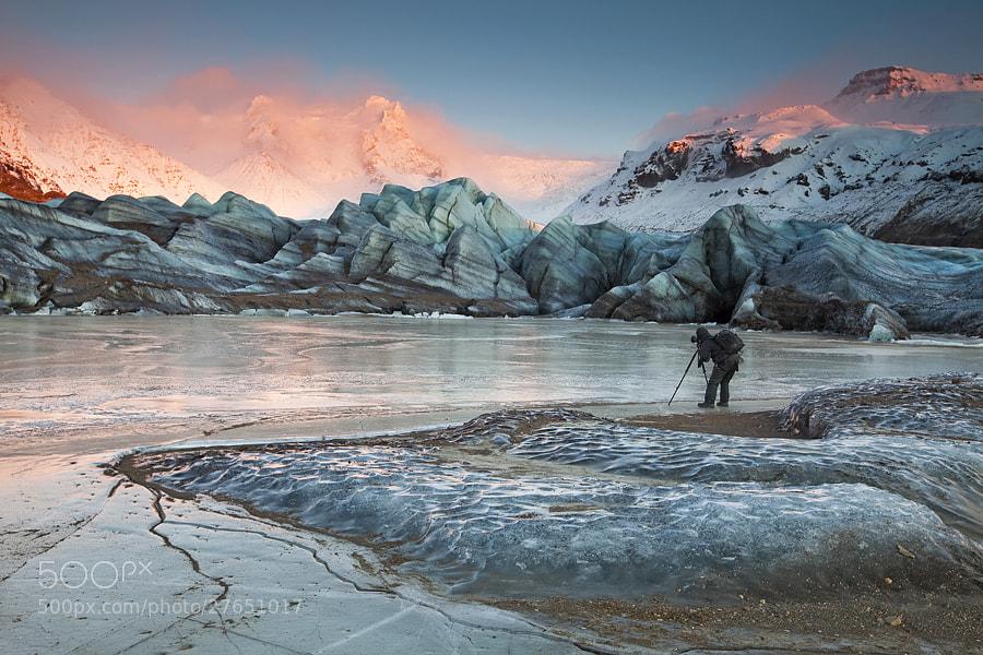 Photograph Capturing Iceland by Skarpi Thrainsson on 500px