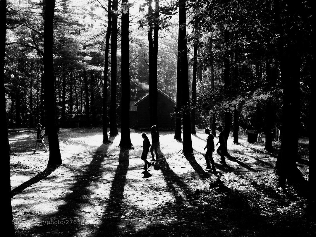 Photograph Early morning camp by Gaelen  on 500px
