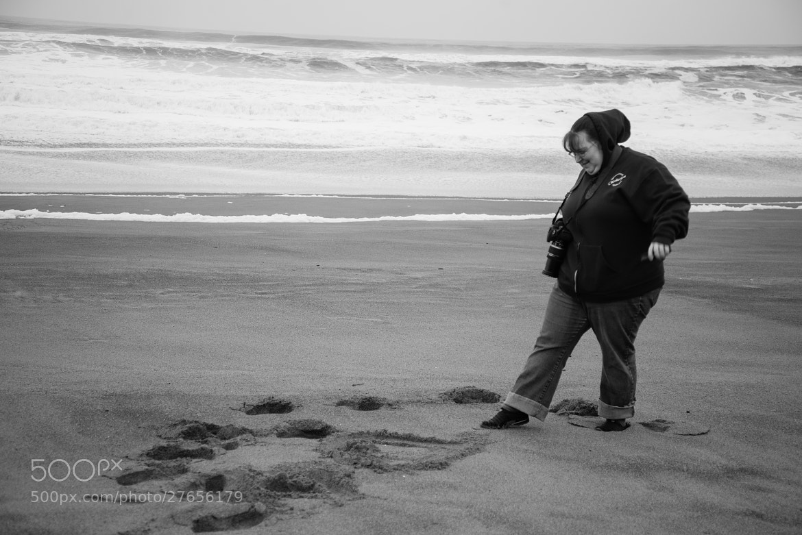 Photograph Writing in the sand... by Rachel Houghton on 500px