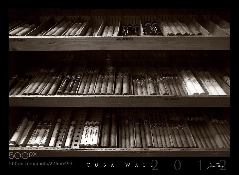 Photograph Cuba Wall by Antonio Perrone on 500px