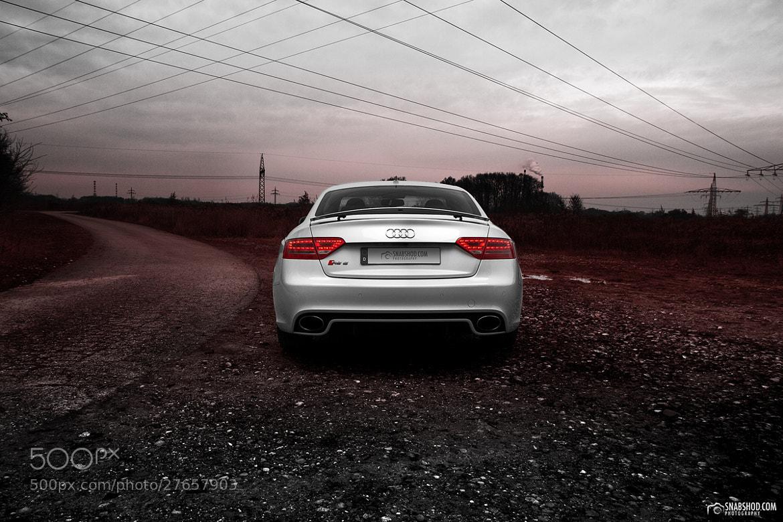 Photograph Audi RS5 Coupe Suzukagrey - 7 by Daniel Böswald on 500px
