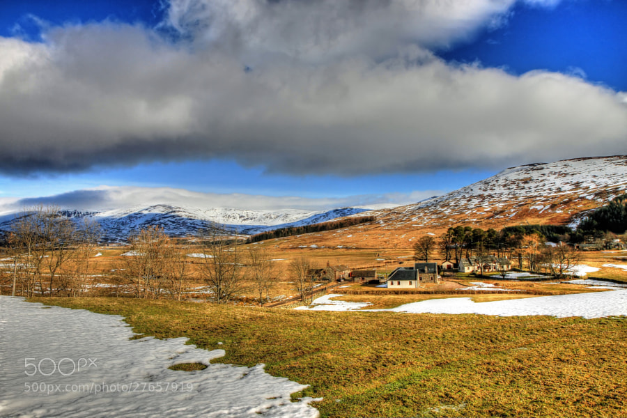 Photograph Glenclova by Hilda Murray on 500px