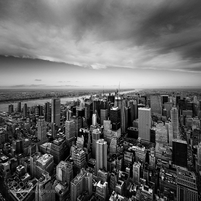 Photograph NYC: Uptown by Nina Papiorek on 500px