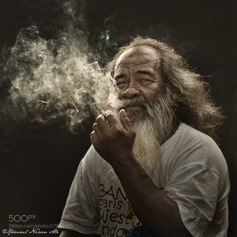 Photograph I am a smoker by Khairul Nizan Ali on 500px