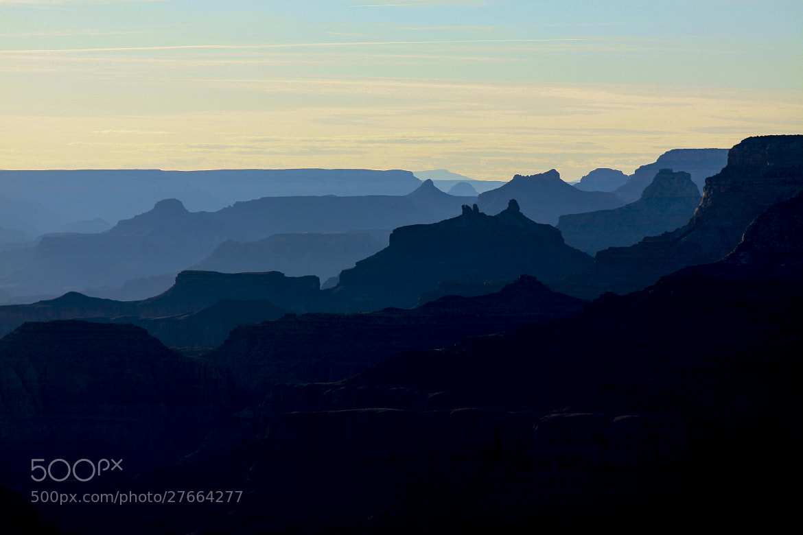 Photograph Grand Canyon by Robin Nordmeyer on 500px