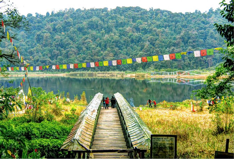 Khecheopalri Lake - Pelling