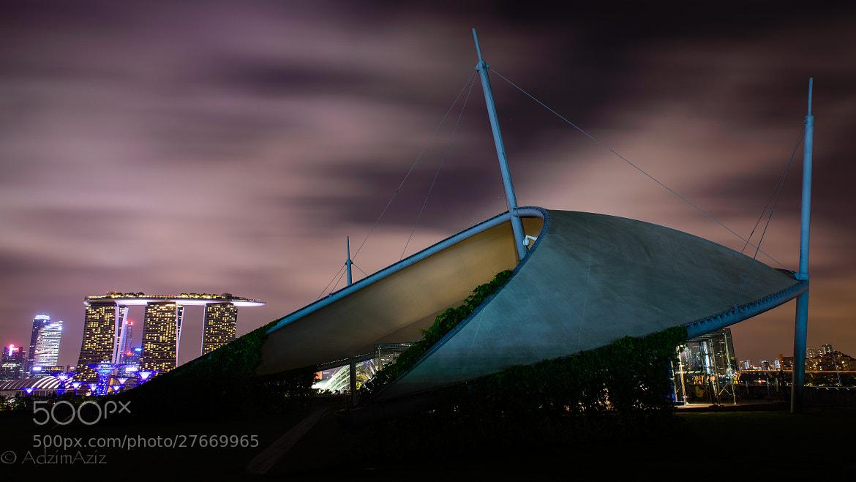 Photograph Marina Barrage by Adzim Aziz on 500px