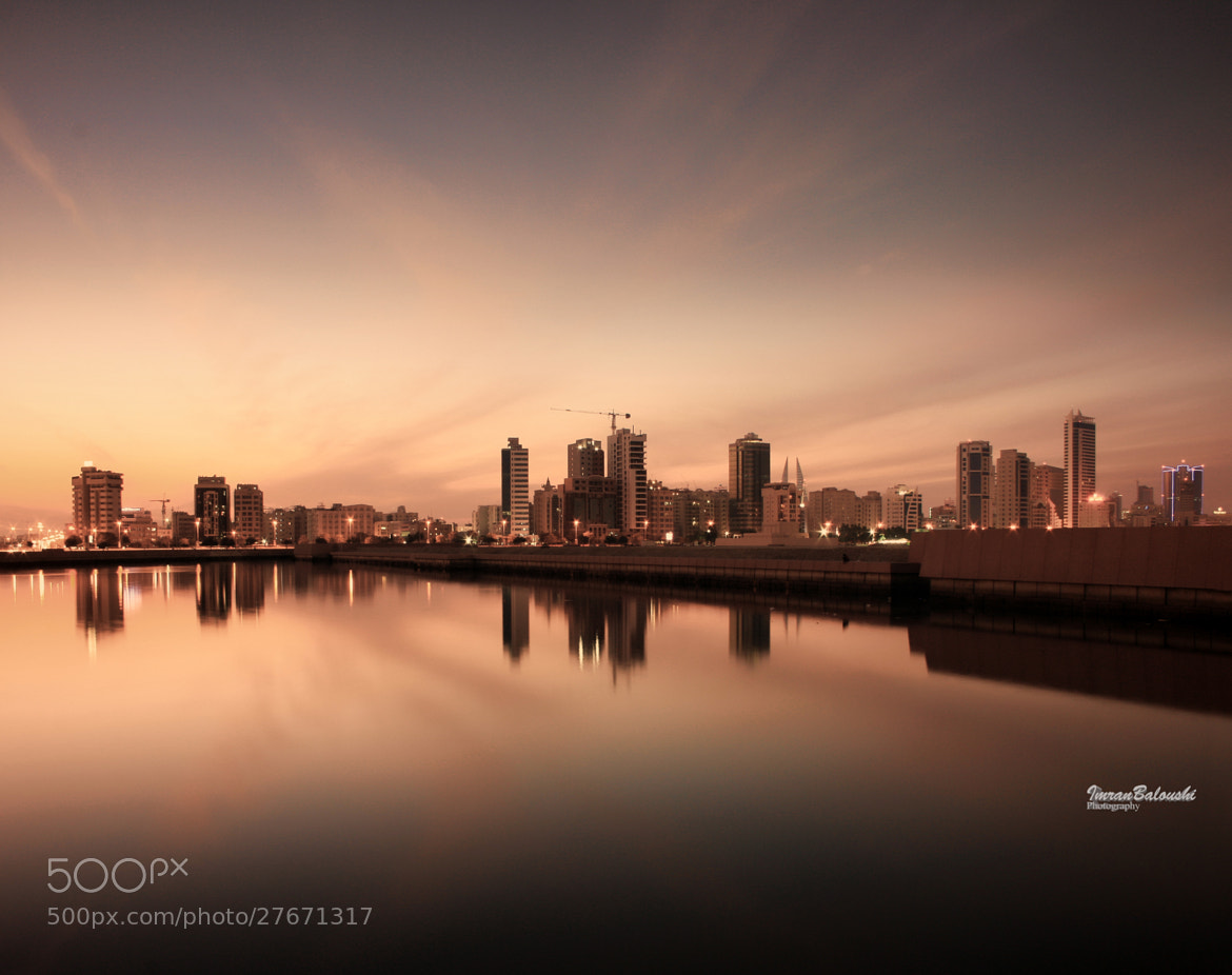 Photograph Cityscape of Bahrain by Imran Baloushi on 500px
