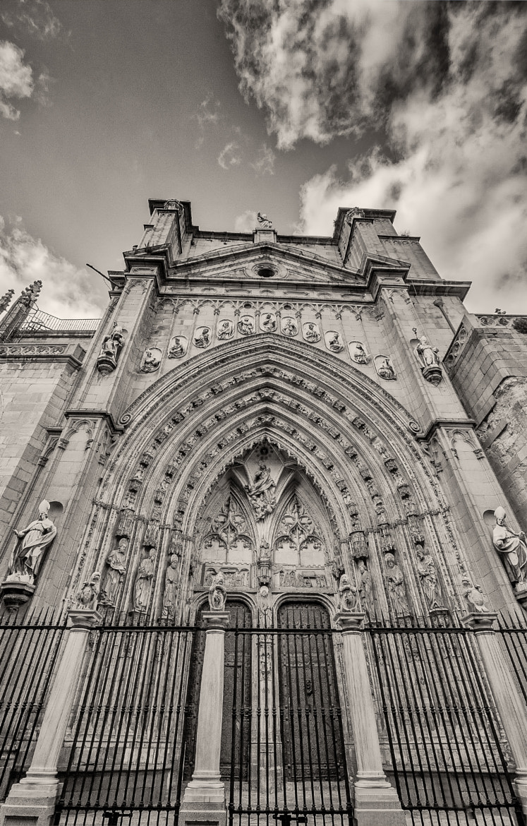 Photograph Puerta de la Catedral by Juan José Villarejo on 500px