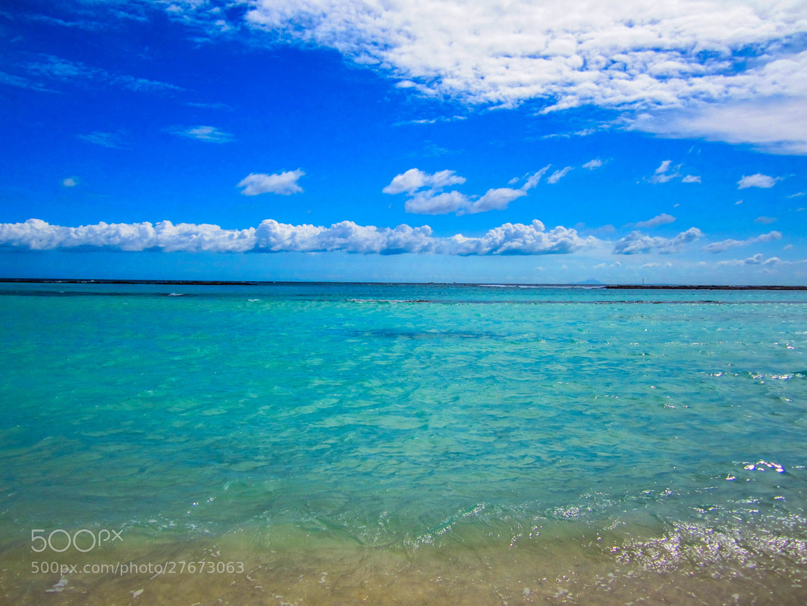 Photograph Turquoise Waters by Alyssa Paraggio on 500px