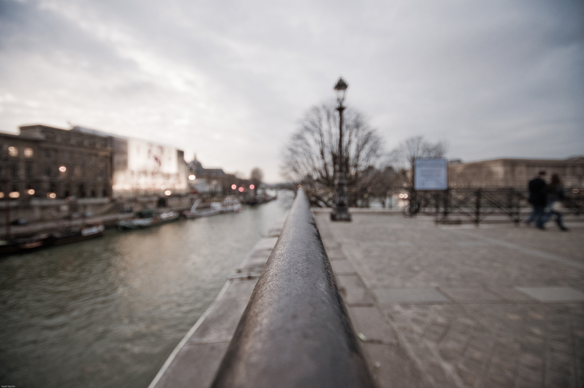 Photograph Quai Henry IV ( Paris mon amour ) by Nabil BACHIR-CHERIF on 500px