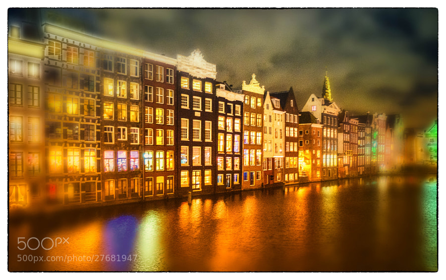 Photograph Amsterdam #1 by Pierre COURTINE on 500px