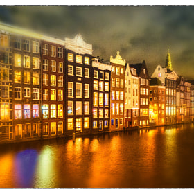 Amsterdam #1 by Pierre COURTINE (mapico-photographie)) on 500px.com