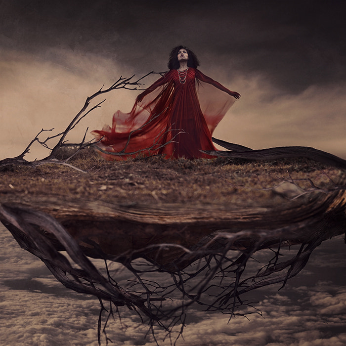 Photograph The Swift Travels of Wind-Blown Sails by Brooke Shaden on 500px