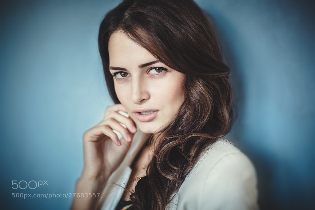 Photograph Nastya by Jay Lay on 500px