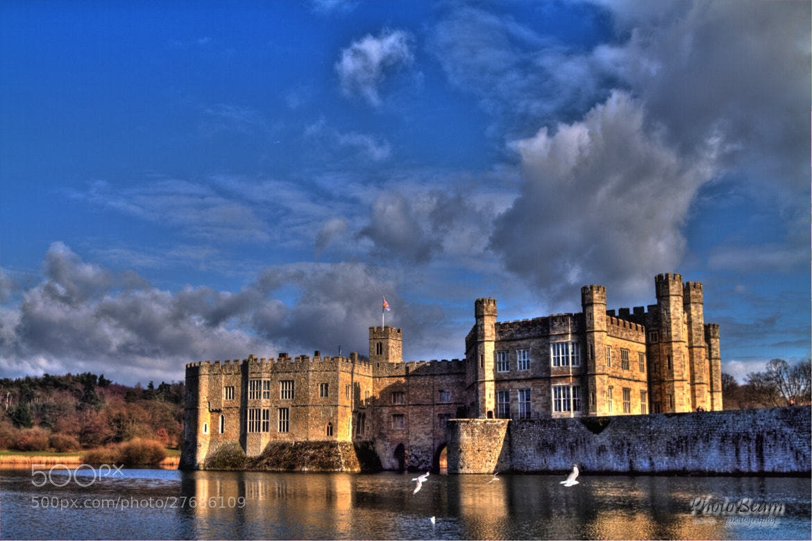 Photograph Leeds castle by Arvis PhotoBeam on 500px