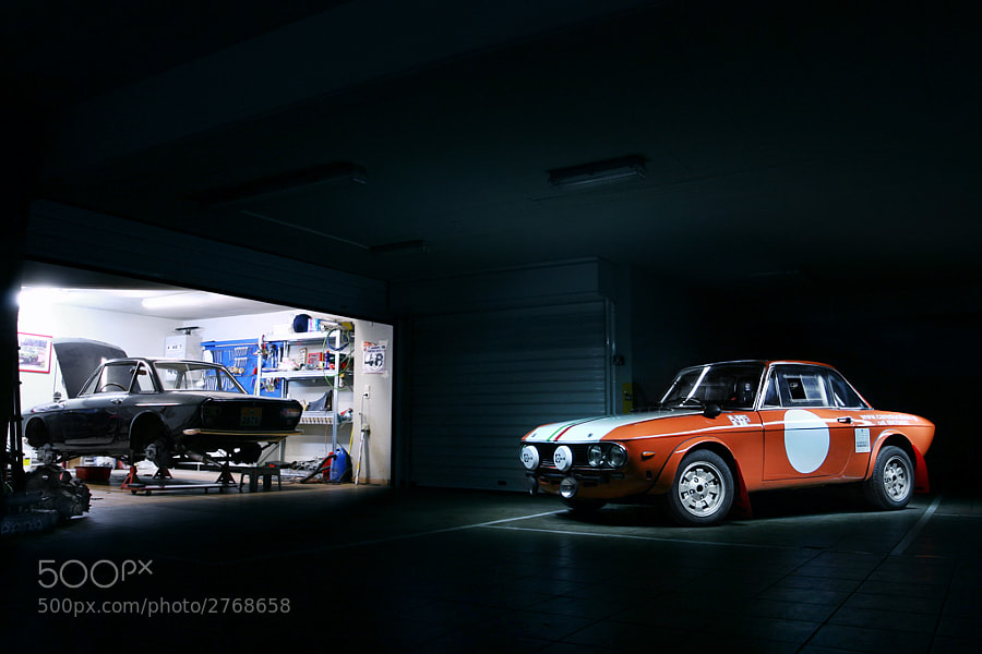 Photograph Lancia Fulvia by Konstantinos Sidiras on 500px