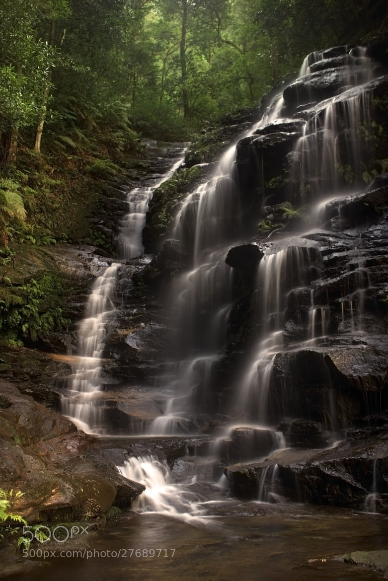 Photograph Sylvia Falls - Valley Of The Waters by Rhys Pope  on 500px