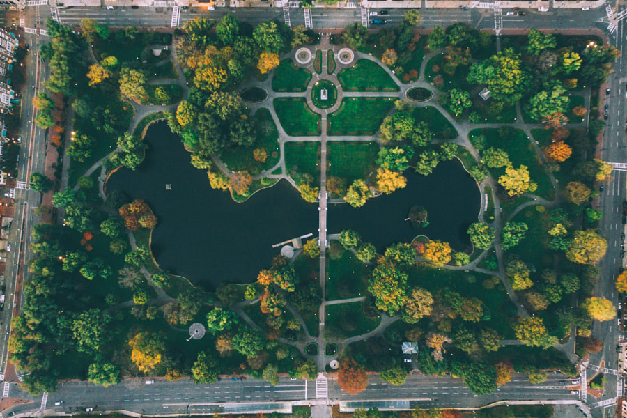 Boston Public Garden by Jordan Kines on 500px.com