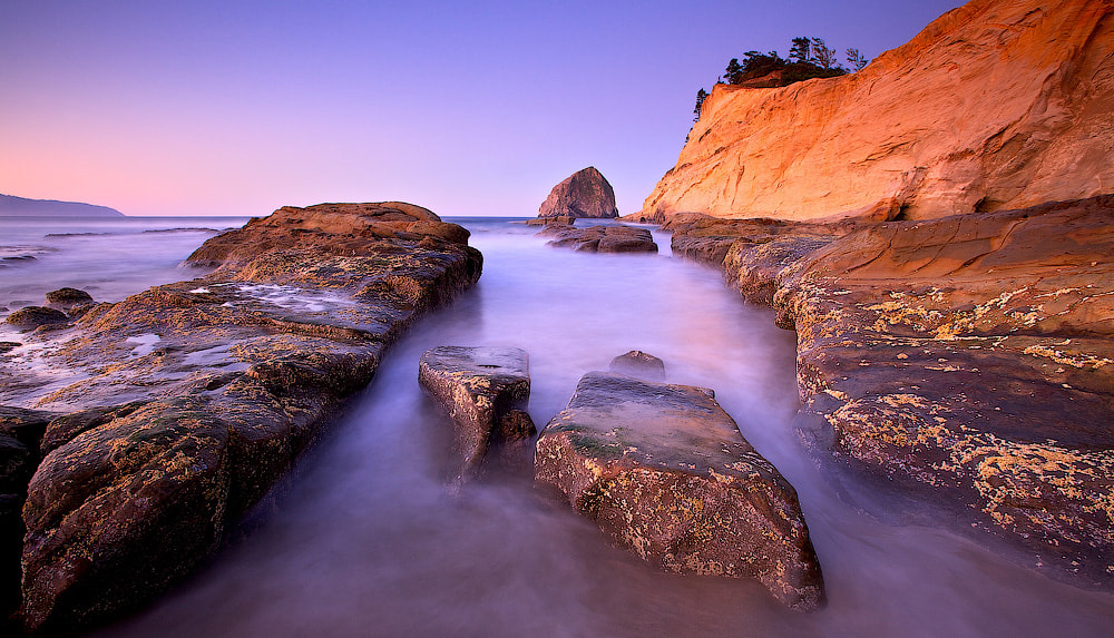 Photograph Cape Kiwanda by Evgeny Vasenev on 500px