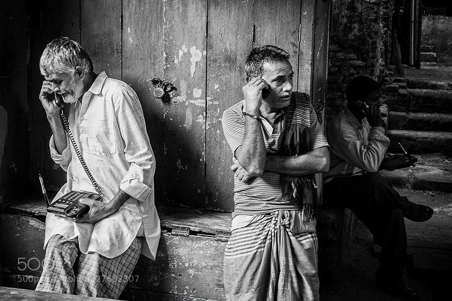 Photograph Hello .. by Saumalya Ghosh on 500px