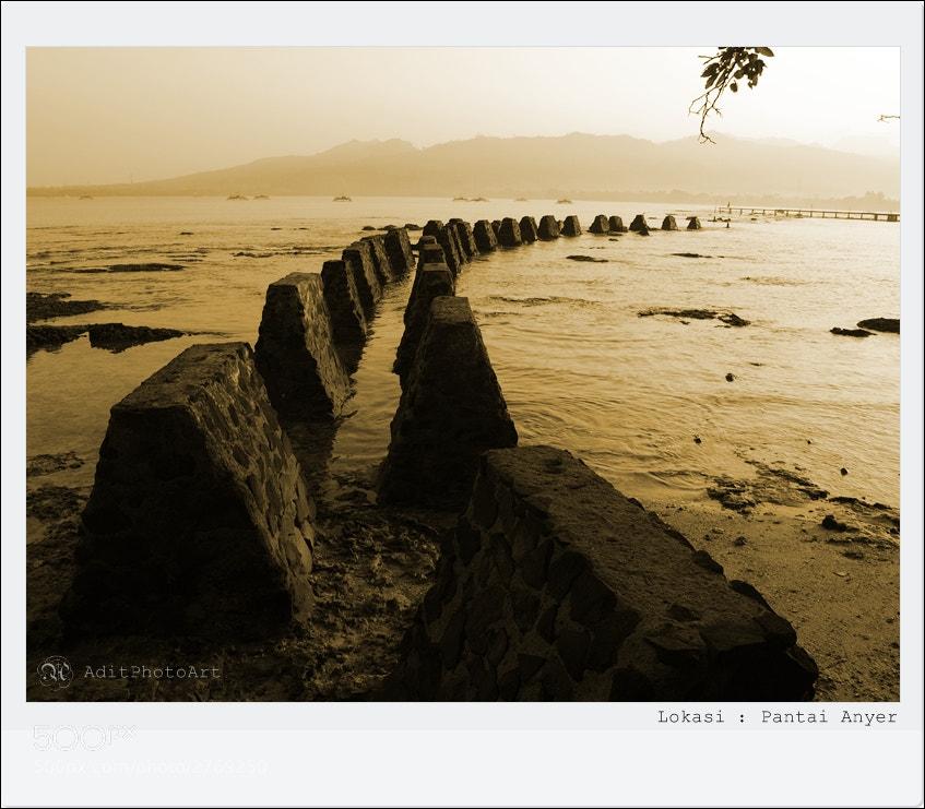 Photograph Wave Breaker by Aditya Nugraha on 500px