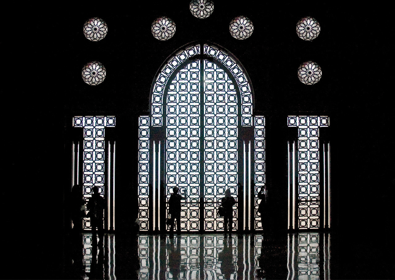 Photograph Hassan II Mosque by Pat Burns on 500px