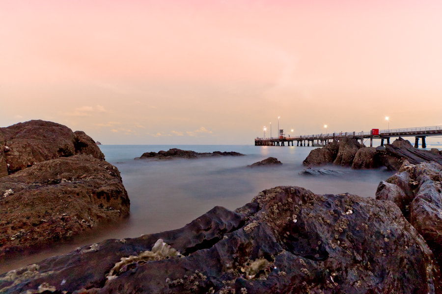 Photograph Palm Cove Jetty by Rebecca Jane on 500px