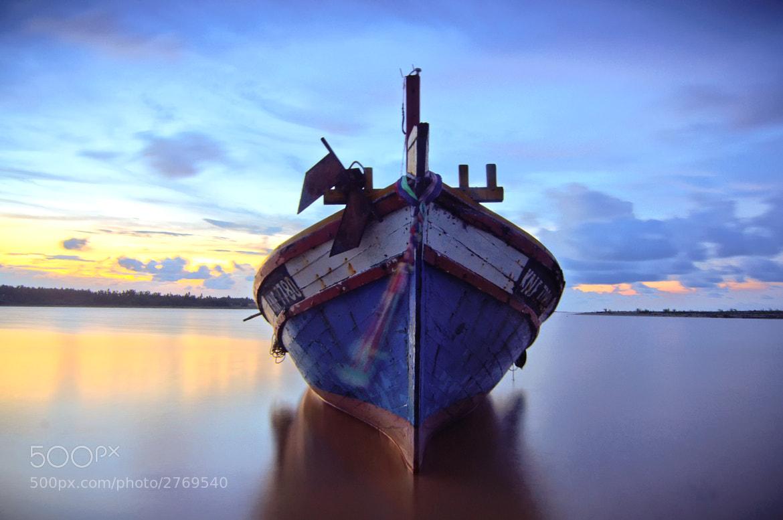 Photograph fisherman Boat by Zaid Ishak on 500px