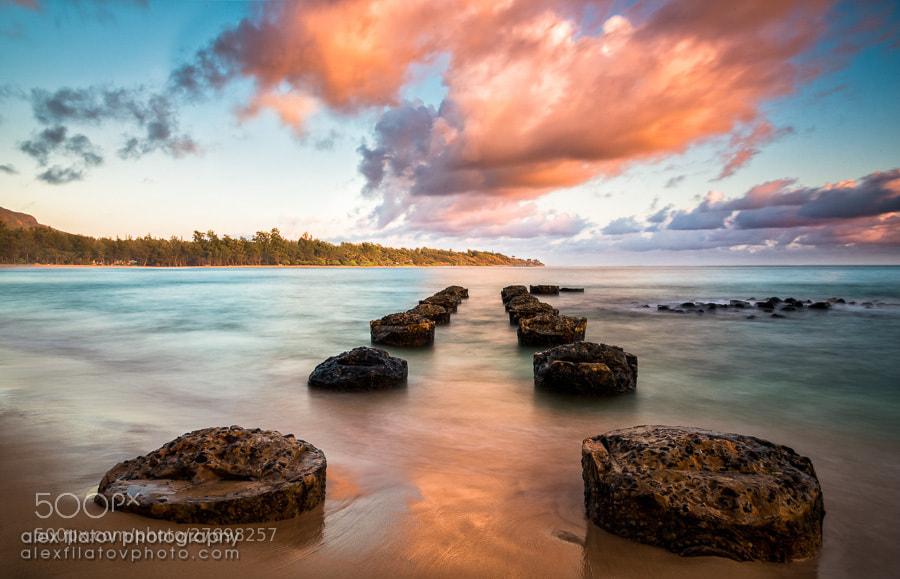 Photograph Anahola Beach by Alex Filatov | alexfilatovphoto.com on 500px