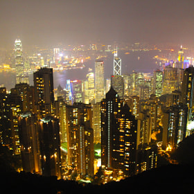 The Peak - HONG KONG by sharon ang (sharonang)) on 500px.com