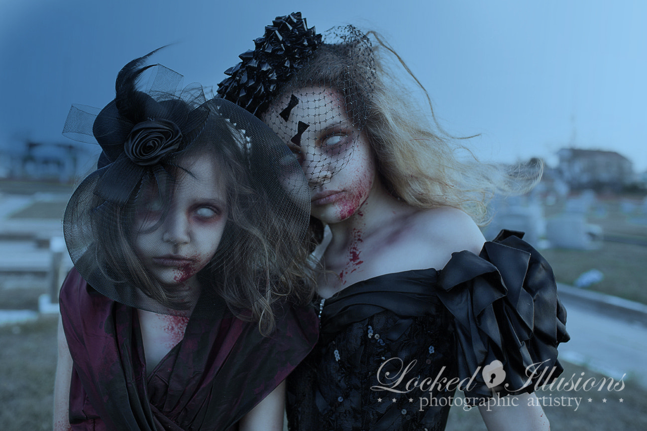 Photograph Zombie Girls by Brit Bentine on 500px